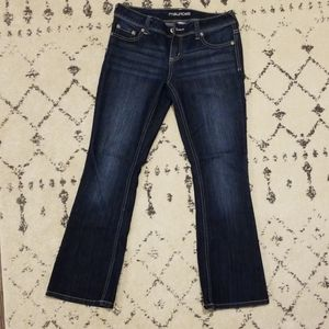 Maurices brand straight leg jeans